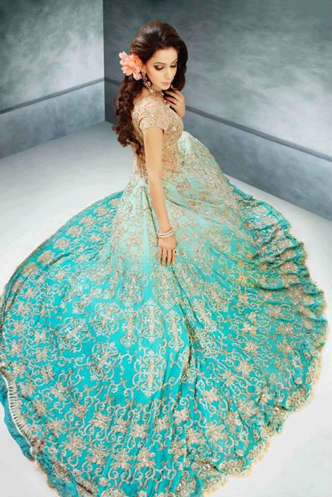 new-beautiful-frock-for-girls-on-spacial-moment-party-dress-with ...