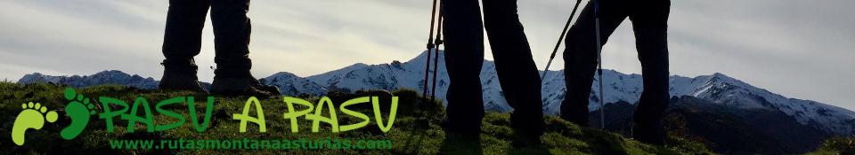 Rutas por Asturias: Montaña y Senderismo por Pasu A Pasu