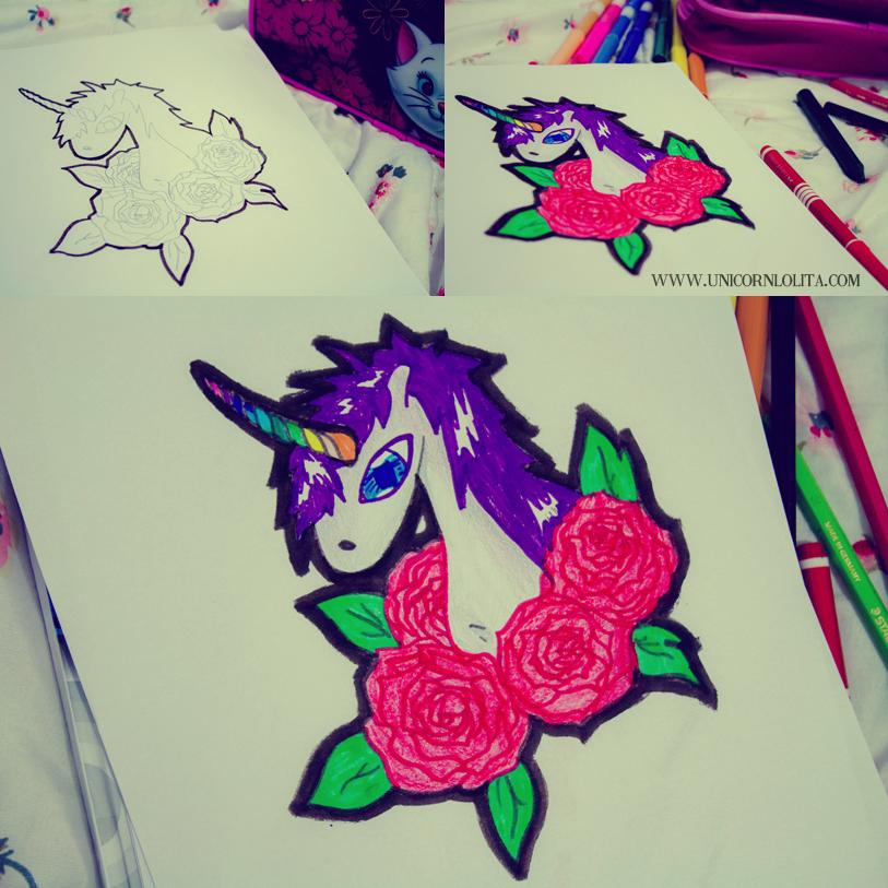 Unicorn Lolita