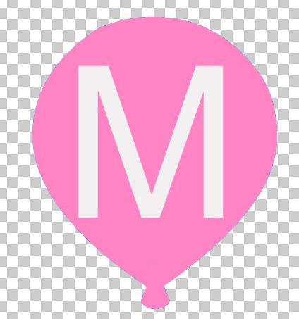 Balões para aniversário e chá de bebê