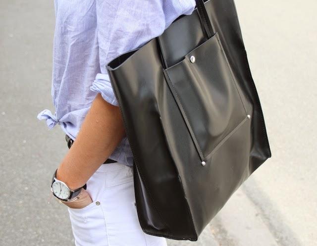 soldes, mango, zara, juste juliette, cabas noir, pretty wire, blog mode lille, fashion blogger