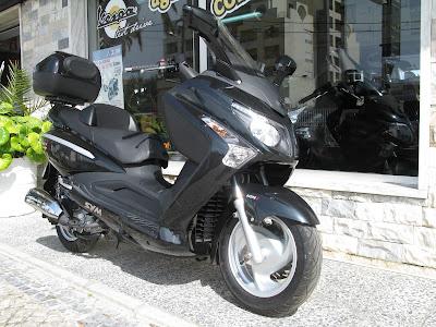 loja das motos sym gts 125 evo usada. Black Bedroom Furniture Sets. Home Design Ideas