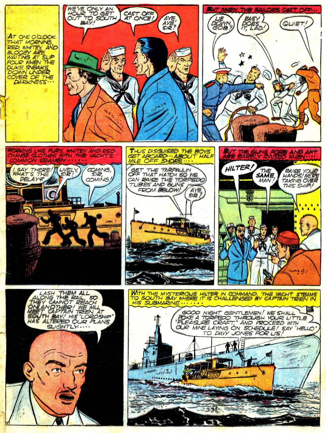 Read online All-American Comics (1939) comic -  Issue #15 - 64