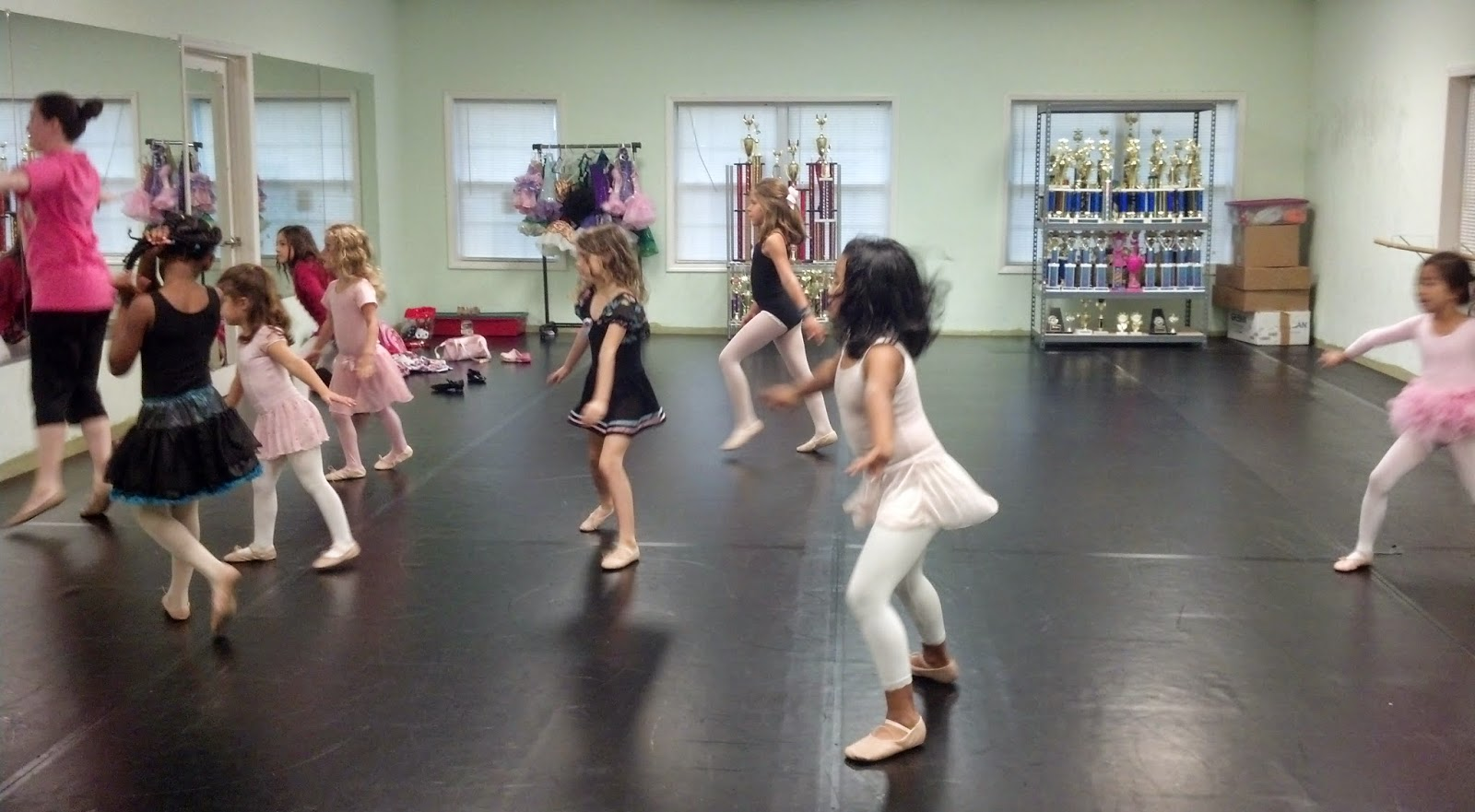 charlotte dance classes myers park
