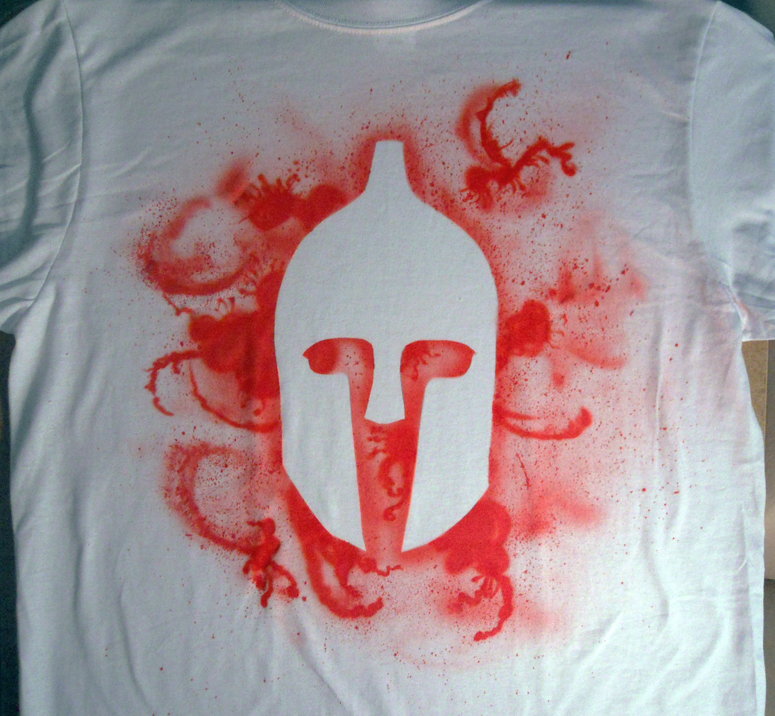 Custom airbrushed t shirts for Custom made airbrushed shirts