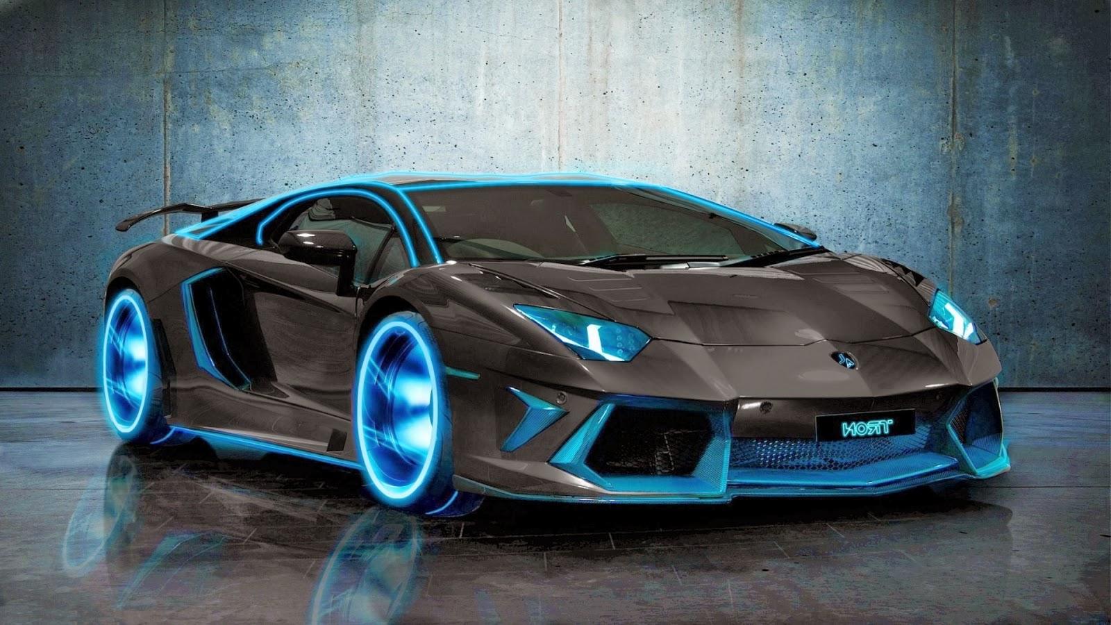 Wallpaper Lamborghini