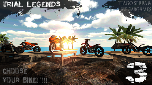 Trial Legends 3 Apk + Data Android | Full Version Pro Free Download