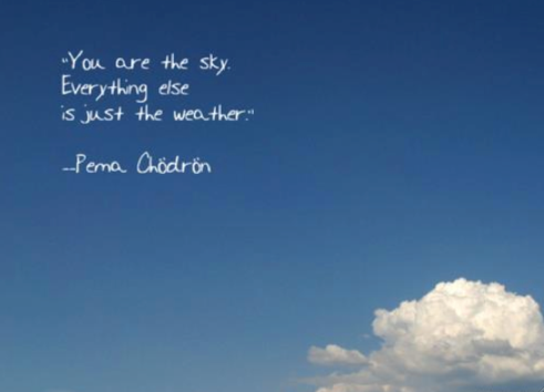 Blue Sky Quotes Sayings Quotesgram