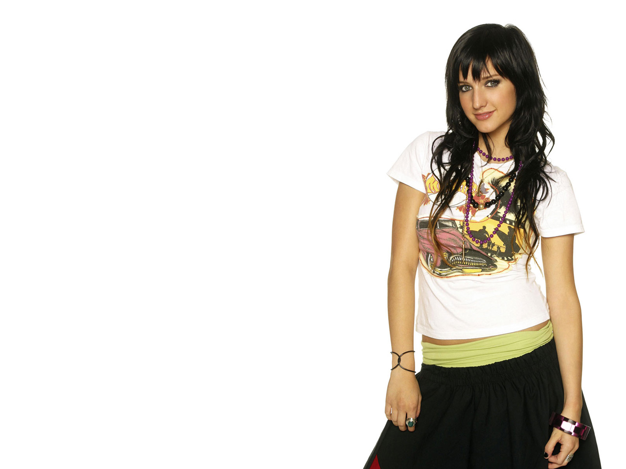Ashlee Simpson wallpaper