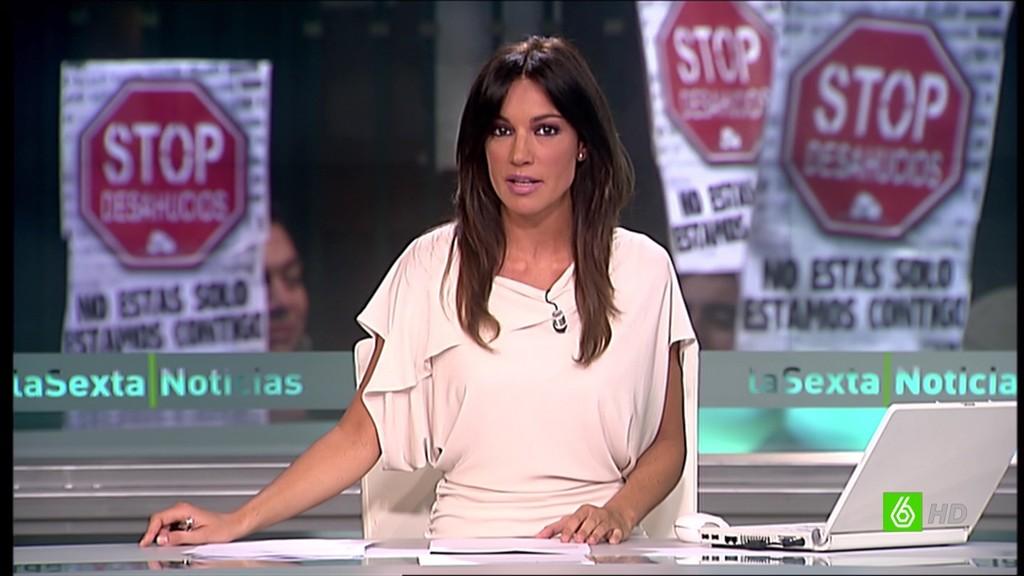 CRISTINA SAAVEDRA, LA SEXTA NOTICIAS (11.06.13)