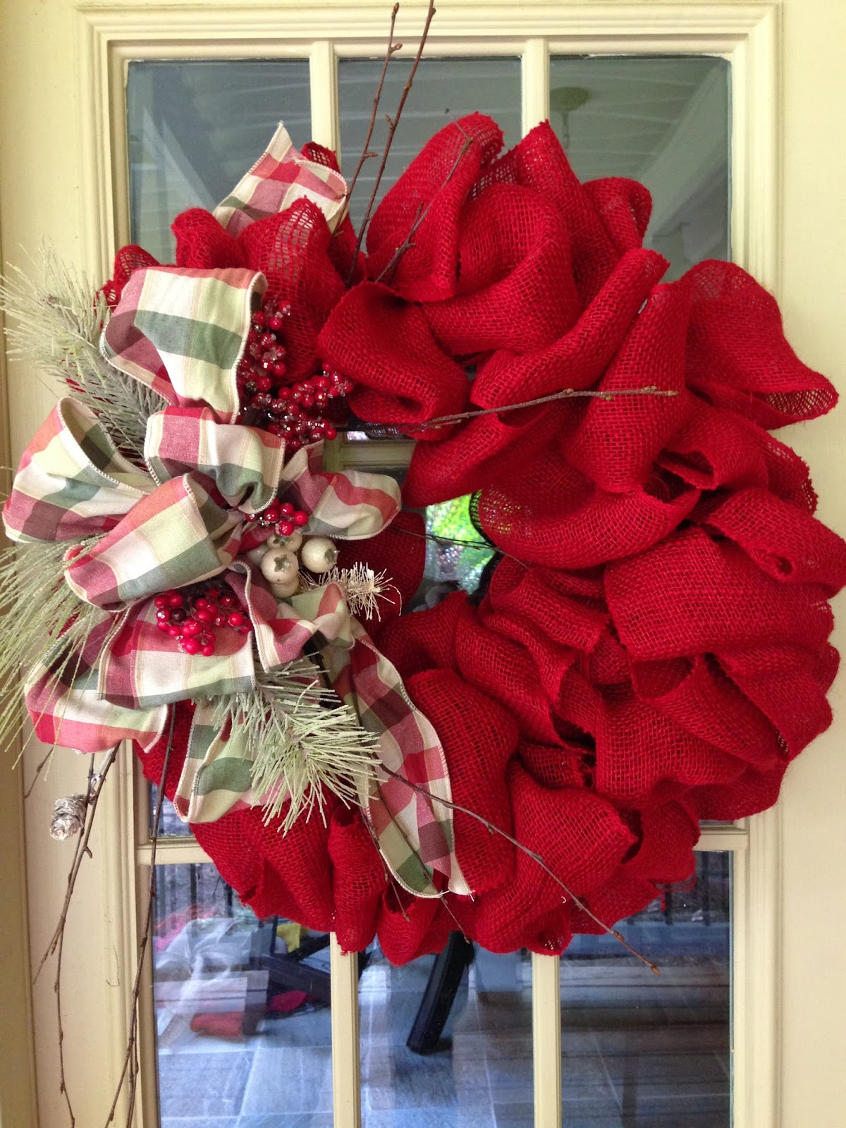 Created twists on to the next show for Amazing wreaths