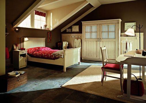 Dormitorios en ticos dormitorios con estilo - Soluzioni camere da letto ...