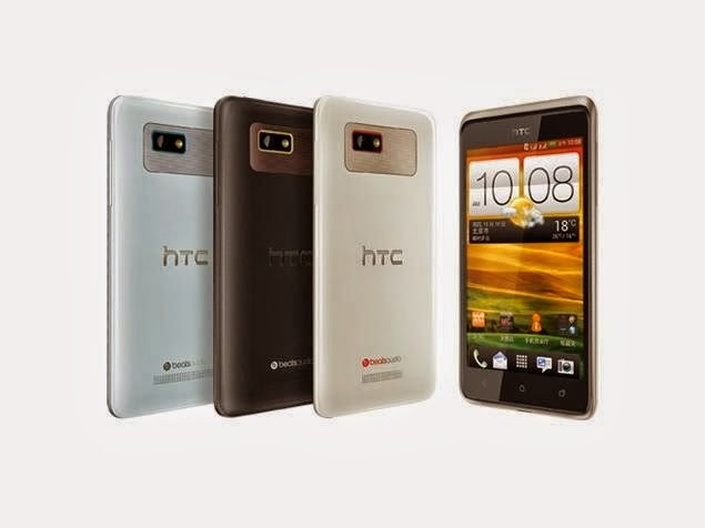 Harga Dan Spesifikasi HTC Desire 400 New Version, Layar Terbaru Super LCD2 Capacitive Touchscreen