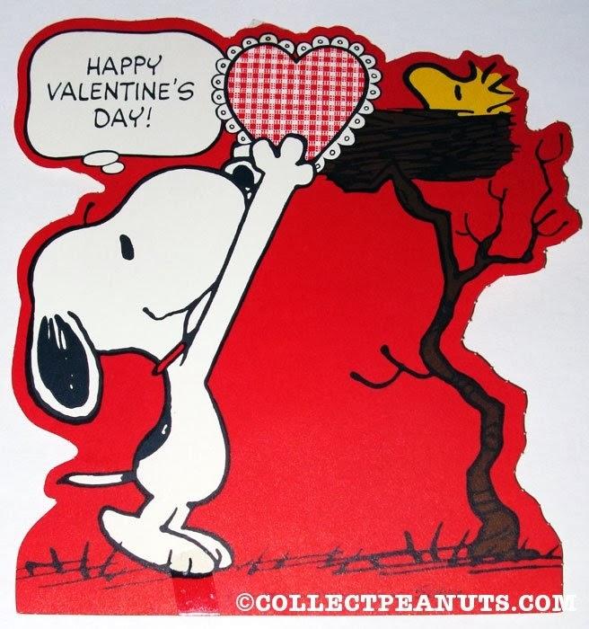 Pinterest Favs - Snoopy Valentine