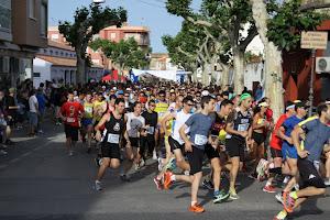 XIV cursa popular Ondara 2012