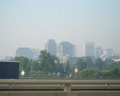 Air Pollution in Sacramento, California | Pollution Image Info