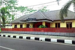 Kantor PT Pertani (Persero) Cabang Pemasaran Pati