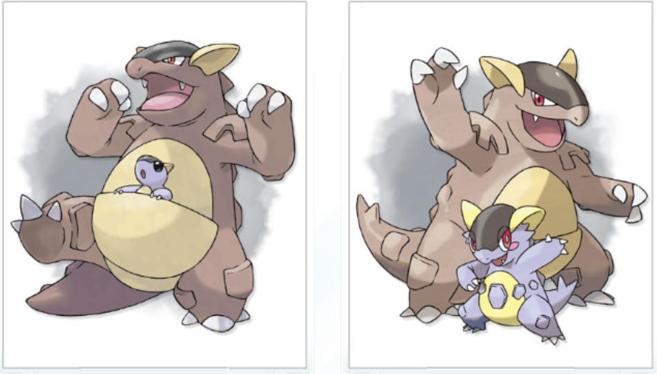 Gamer stream pok mon m ga evolution - Pokemon mega kangourex ...