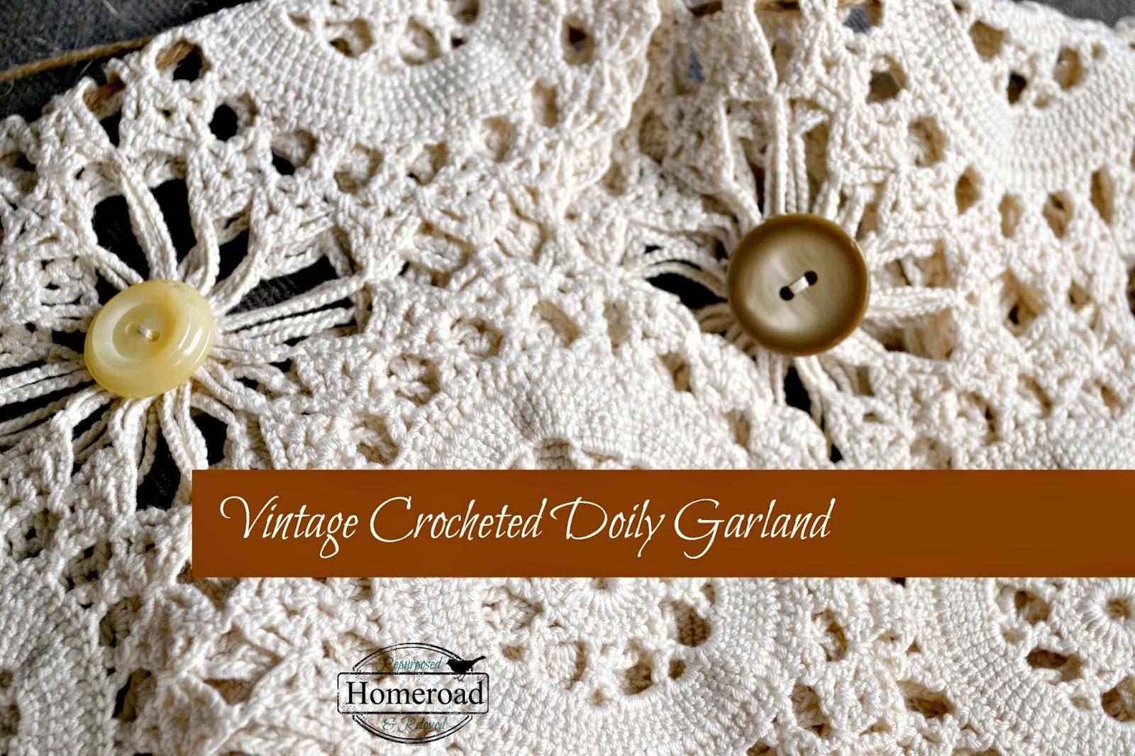 Vintage-crocheted-doily-garland www.homeroad.net