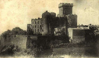 Chateaugay, le château