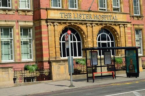 Lister Hospital, Chelsea, London