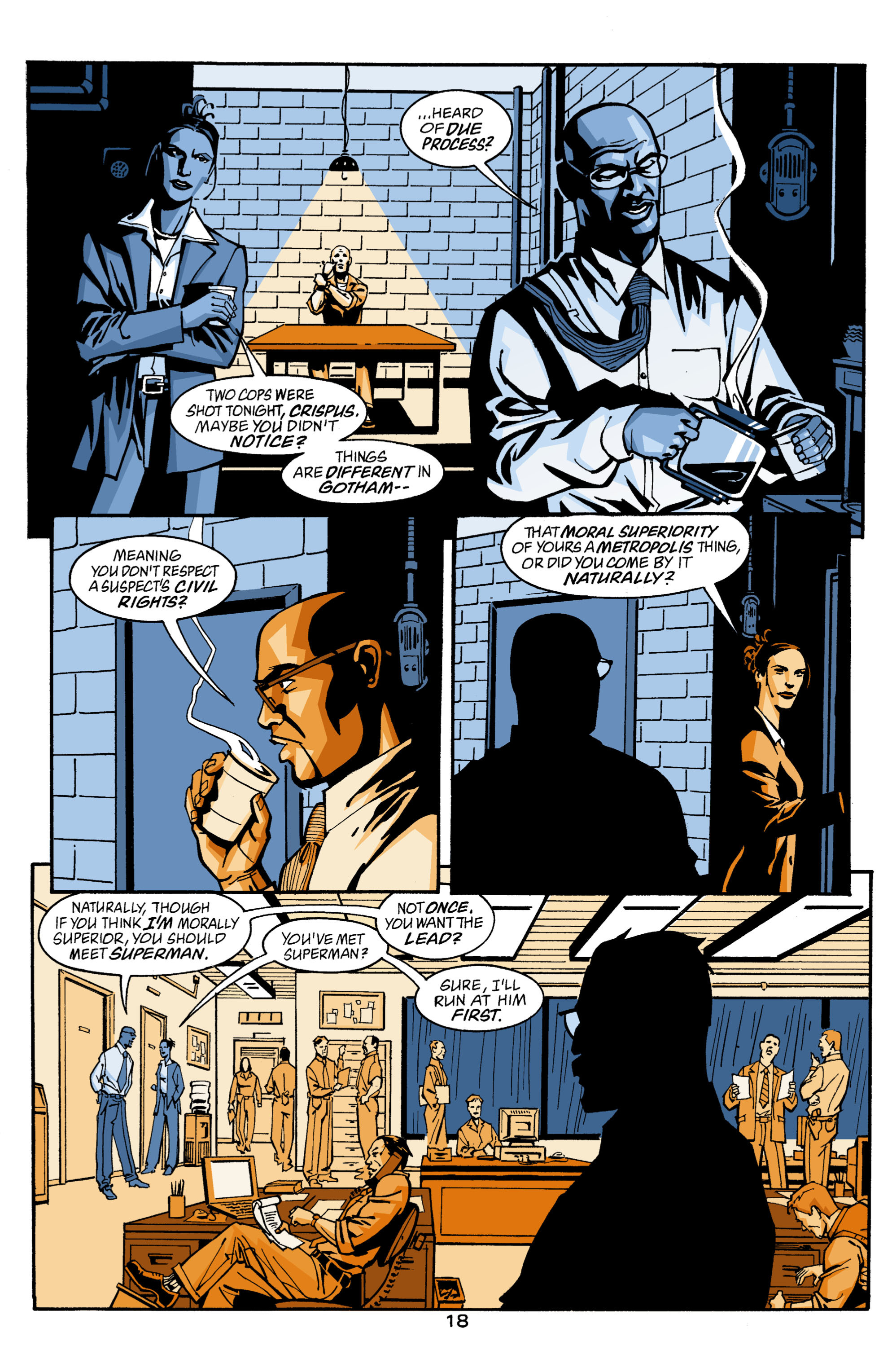 Detective Comics (1937) Issue #742 Page 19