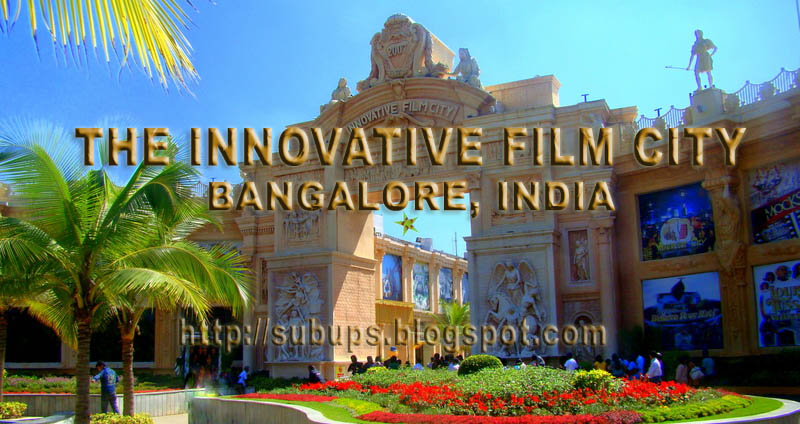 Passion For Road Trips Innovative Film City An Innovative Day Out