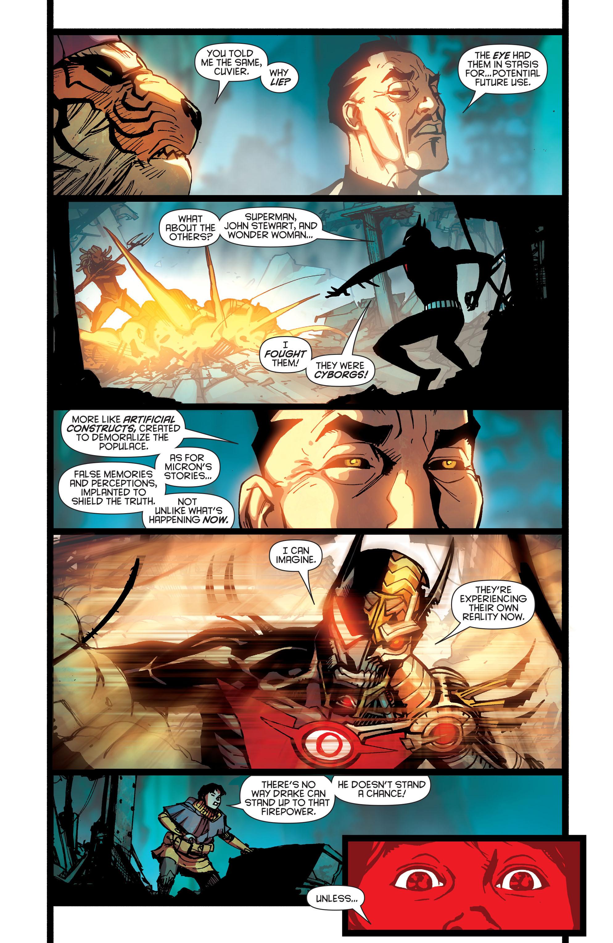 Batman Beyond (2015) Issue #10 #10 - English 20