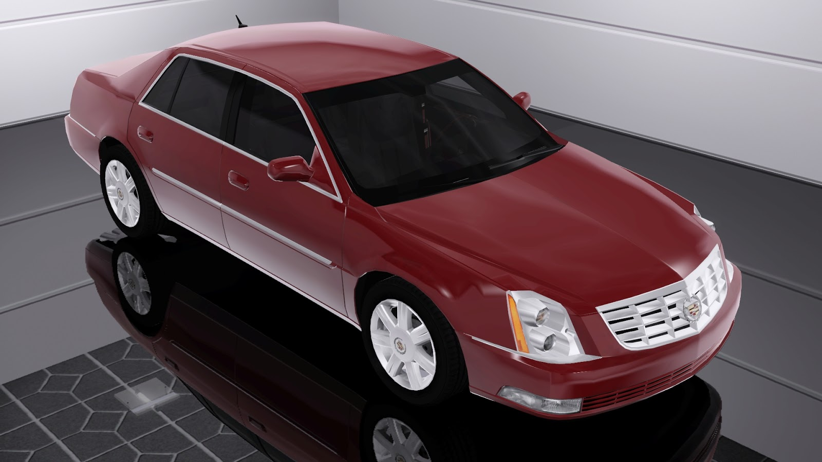 my sims 3 blog 2006 cadillac dts by fresh prince. Black Bedroom Furniture Sets. Home Design Ideas