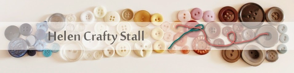 Helen Crafty Stall... Sewing & other crafts...