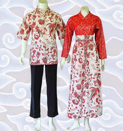 baju batik couple muslim murah
