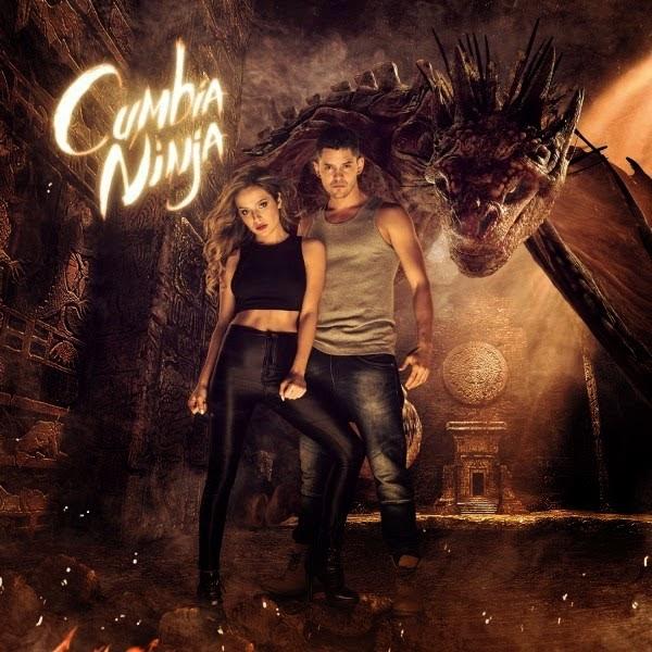 Cumbia Ninja CD 2 (2014)