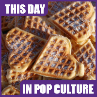 August 24 is National Waffle Day