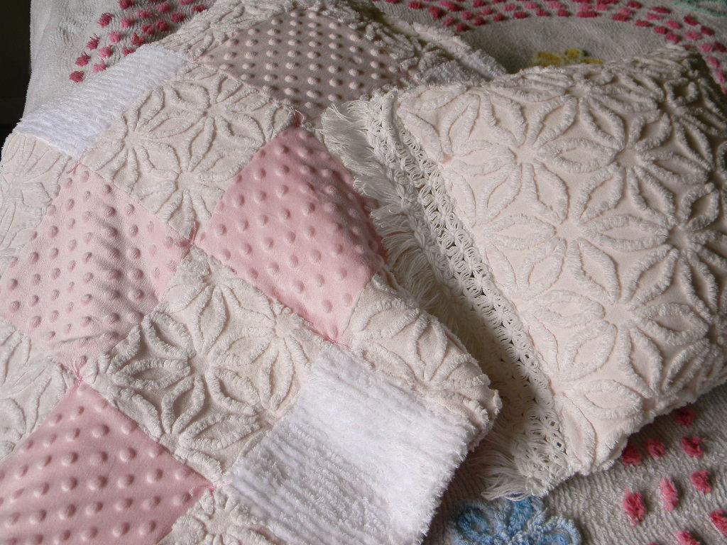 Warm Hugs Design: Vintage Chenille Quilts : chenille quilts - Adamdwight.com