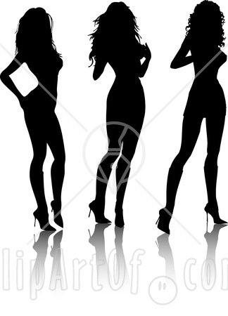 28649 Clipart Illustration Of Three Black Silhouetted Sexy Women Standing In High Heels bigger Gay Family Auto   Dickinson, TX   Automotive | Facebook