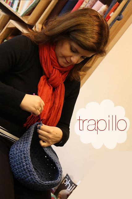 Taller monográfico diic 2012 : INICIACIÓN AL TRAPILLO