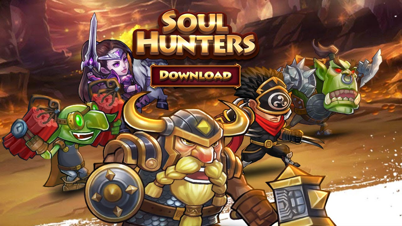 Soul Hunters Gameplay Android
