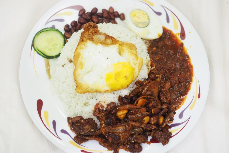 Malaysia Hall Canteen, Bayswater London