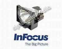 lampu infocus proyektor