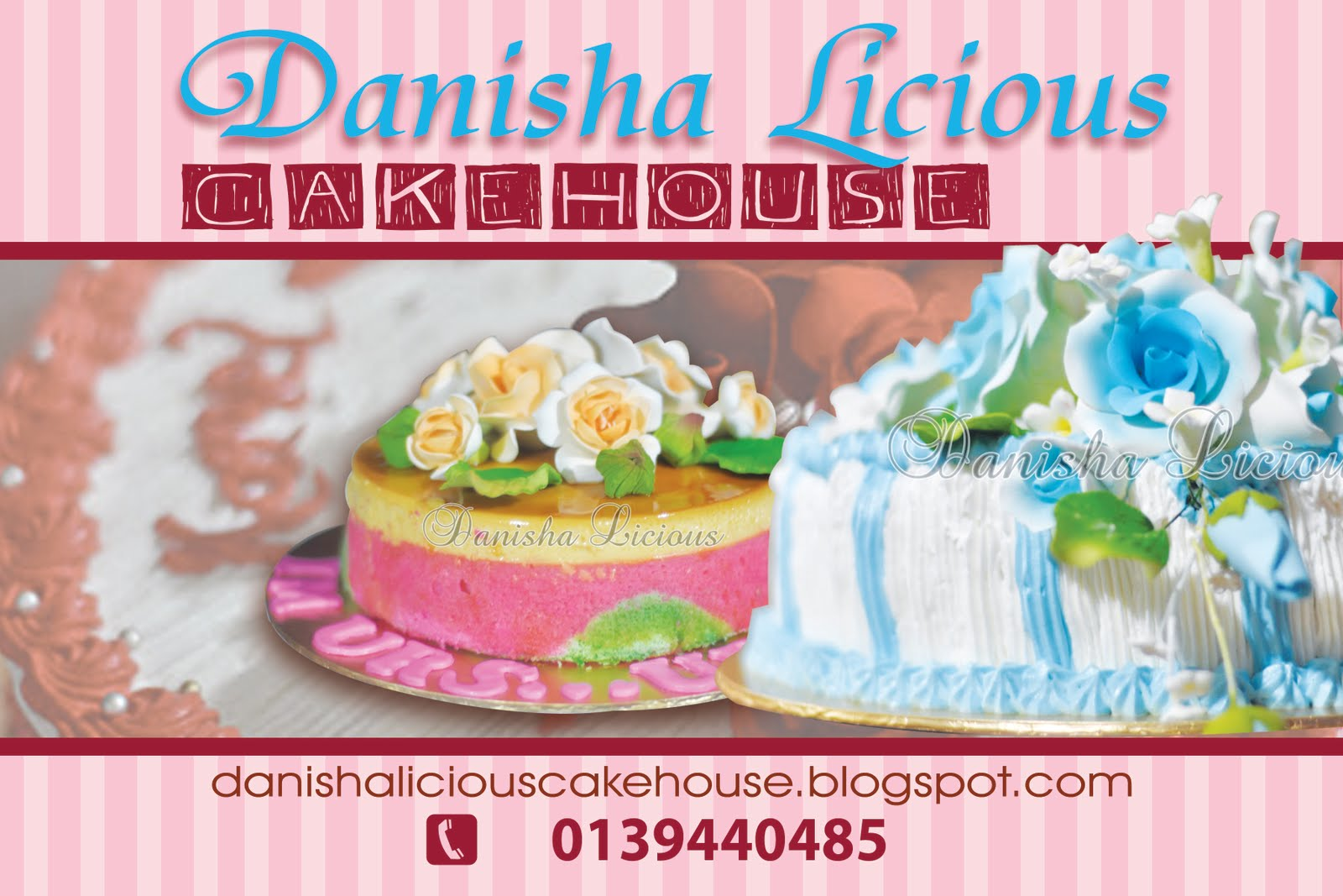 Danisha_Licious Cake House