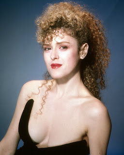Ed's Attic: BERNADETTE PETERS (Photo's)
