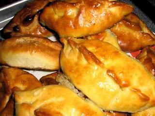 Пирожки печеные из дрожжевого теста - Ресторан дома