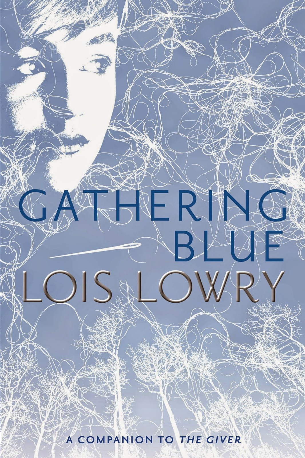 gathering blue lois lowery Gathering blue (houghton mifflin, 2000) while gathering blue is not exactly a sequel to lois lowry's dark and powerful newbery-award winning novel the giver , it is also set in a futuristic post-apocalyptic society bound with rigid structures.
