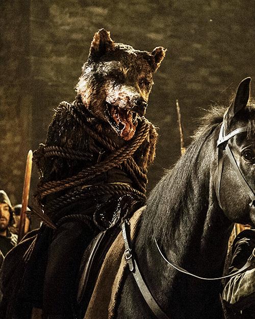 Robb cabeza Viento Gris cosida 3x10 - Juego de Tronos en los siete reinos