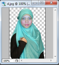 Membuat Background Gambar Transparan Dengan Photoshop - My Little Note