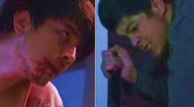 Paulo Avelino as Nathan and Coco Martin as Daniel in Walang Hanggan Stabbing Scene