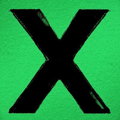 Melhores Albuns 2014 - ed sheeran x