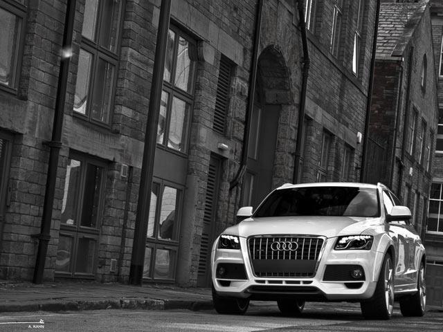 2011 Project Kahn Audi Q5 S-Line Tune