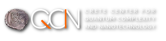 Crete Center for Quantum Complexity and Nanotechnology