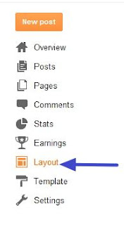 aLayout   Blog    (Floating Share Button)  